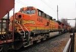 BNSF 4540 on K161